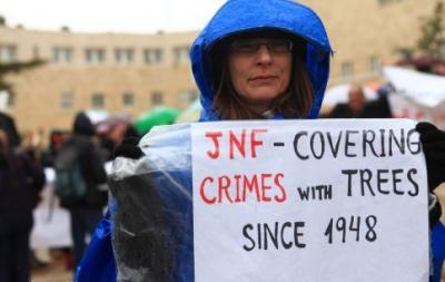 Stop JNF Campaign