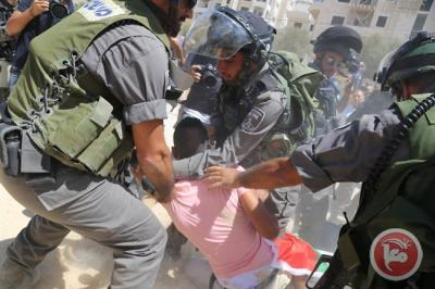 Israeli forces clash with Palestinian Christians