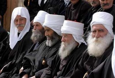 Druze elders