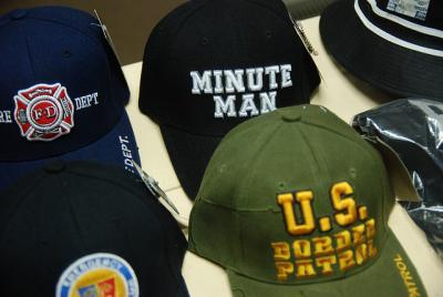 """Minute Man"", and other hats"