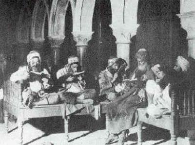 Jews of Ghriba, Tunisia, c. 1950?