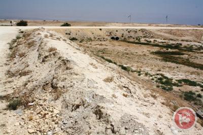 Jericho lands
